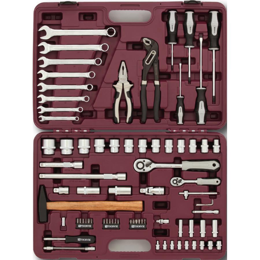 UTS0077 Thorvik Набор инструмента 77 предметов