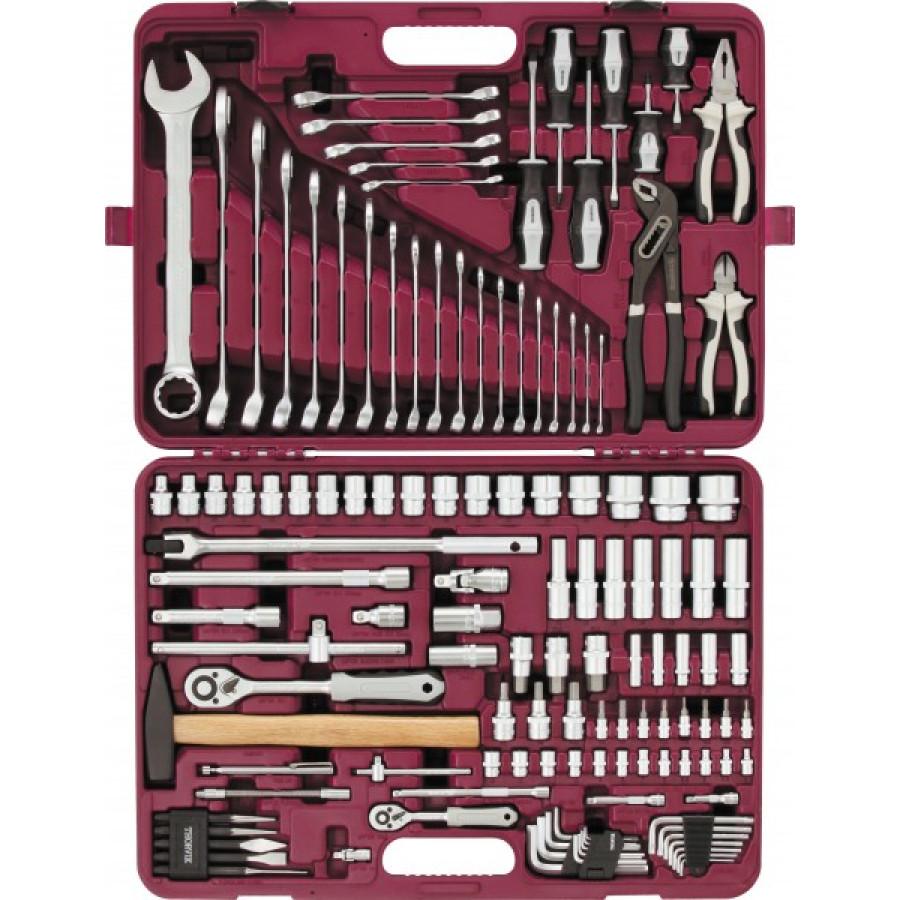 UTS0128 Thorvik Набор инструмента 128 предметов