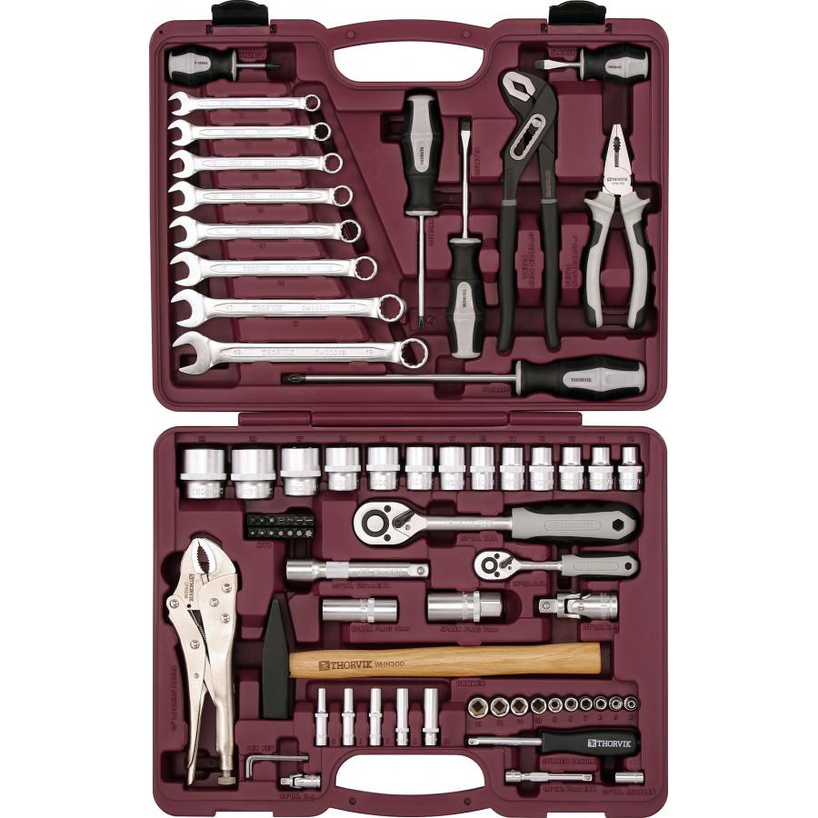 UTS0072 Thorvik Набор инструмента 72 предмета