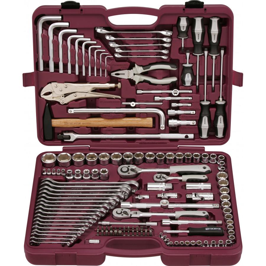 UTS0142 Thorvik Набор инструмента 142 предмета