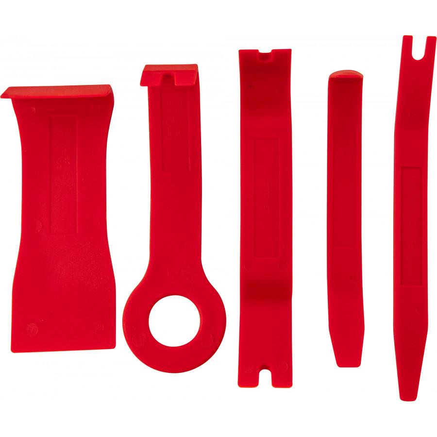 AURTS5 Thorvik Набор приспособлений для демонтажа декоративных панелей салона автомобиля 5 предметов