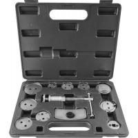 Приспособление для возврата поршней цилиндров дисковых тормозов в наборе 12 предметов