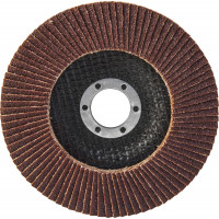 AFD125P100 Диск шлифовальный лепестковый торцевой 125х22.2 мм Р100